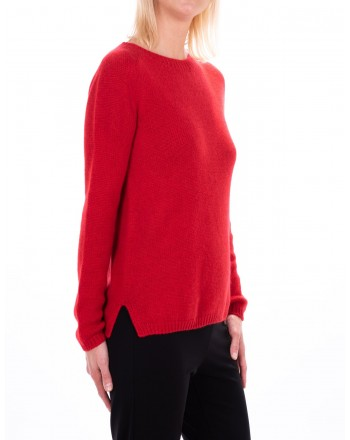 MAX MARA STUDIO - GIORGIO cashmere sweater - Red