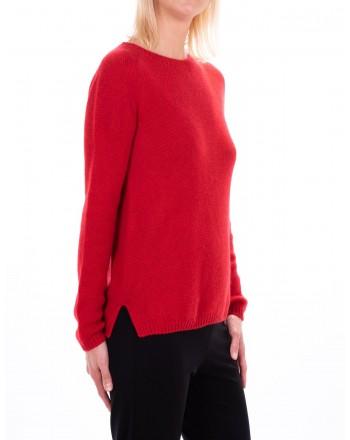 MAX MARA STUDIO - GIORGIO cashmere sweater - Red