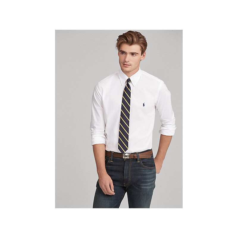 LOVE MOSCHINO - Cotton T-Shirt RAIN LOVE Patterned - Blue