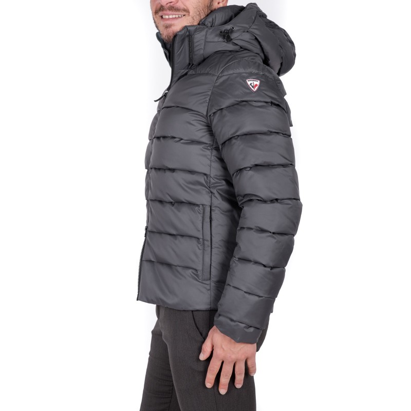 ROSSIGNOL -  DIAGO Down jacket - Grey