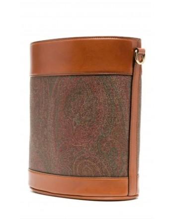 ETRO - Paisley bucket bag with PEGASO - Fantasy