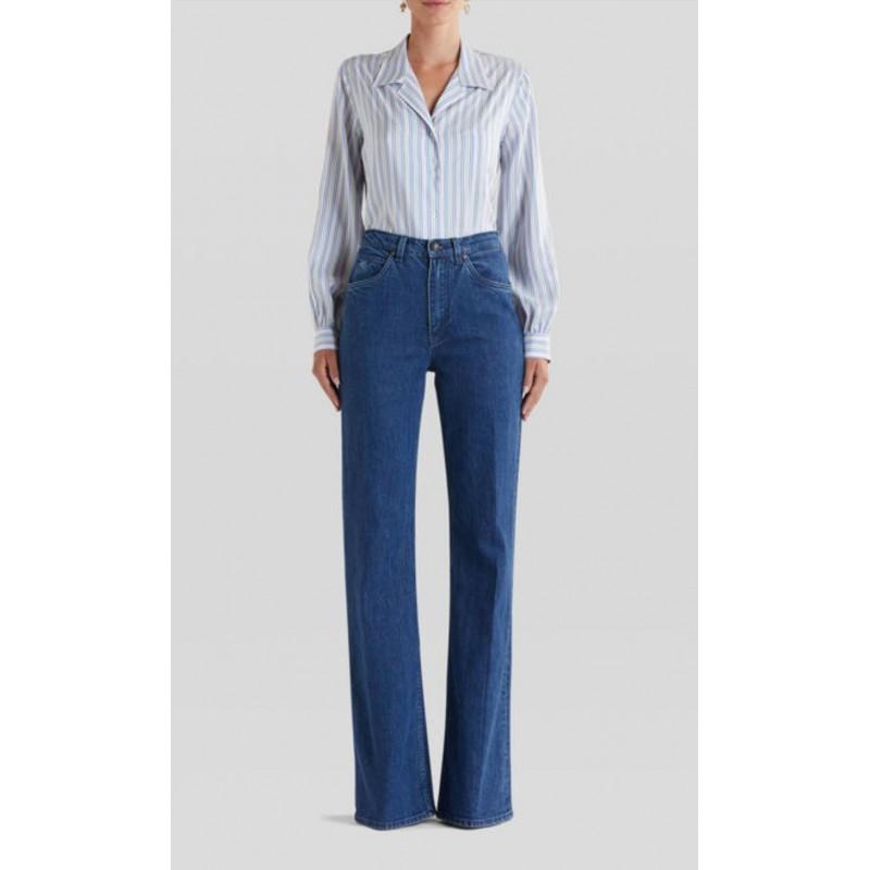 ETRO - Jeans linea svasata - Denim