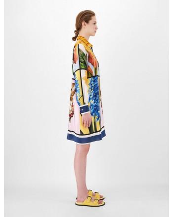 WEEKEND MAX MARA -LACCIO- Crepe de Chine 52210511 - Foulard Print