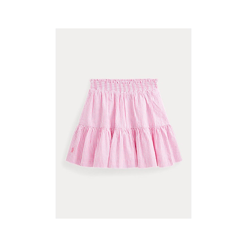 POLO KIDS - Seersucker Skirt