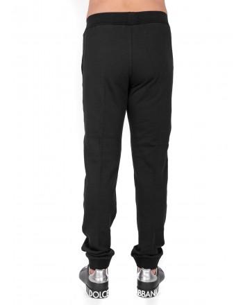 ERMENEGILDO ZEGNA - Cotton Suit Pant - Black