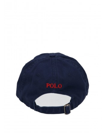 POLO RALPH LAUREN KIDS - Cappello logato - Blue -