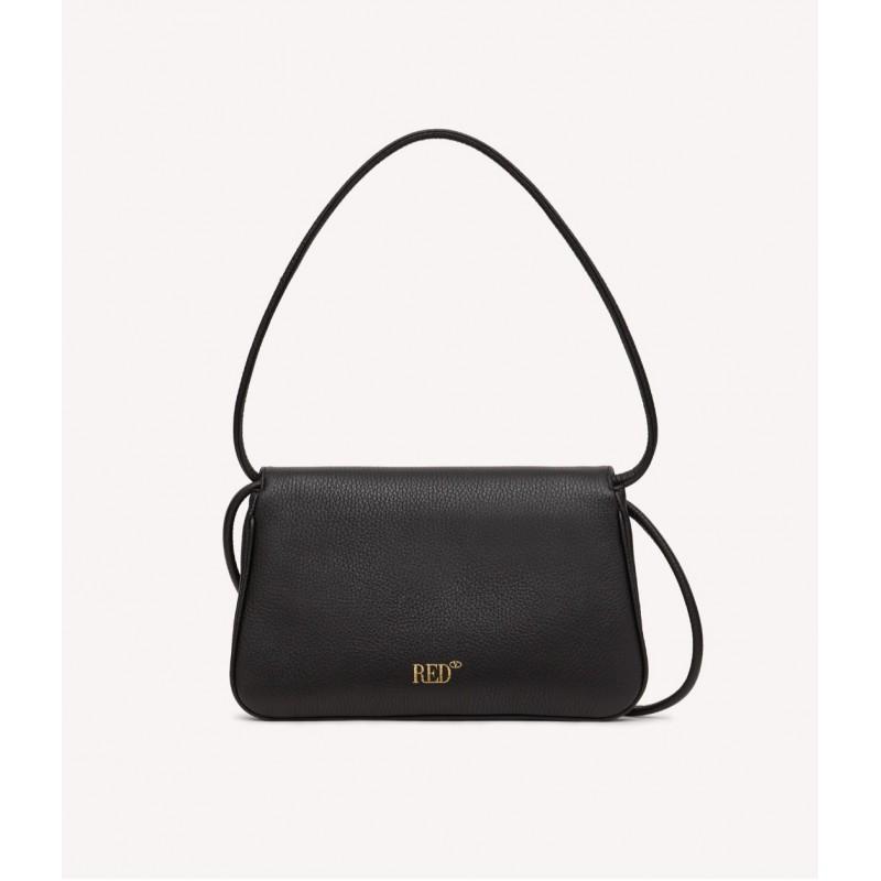 RED VALENTINO - Shoulder Bag - Black