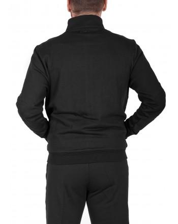 ERMENEGILDO ZEGNA - Cotton Sweatshirt - Black