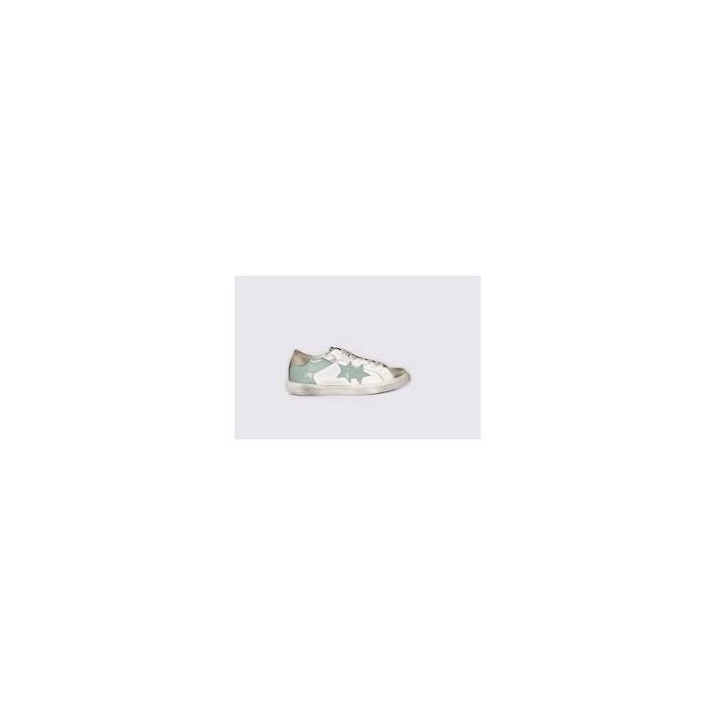 POLO RALPH LAUREN  -  Maglia Cotone  Manica 3/4 - Blu -