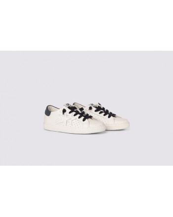 2 STAR - Sneakers  2SB2040 Bianco/Blu
