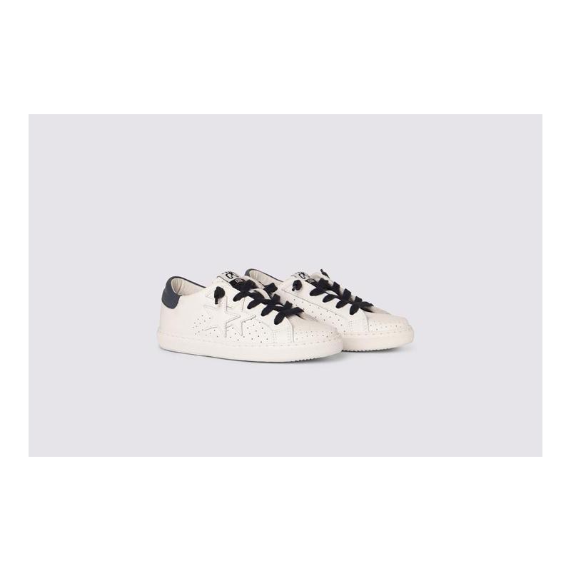2 STAR - Sneakers 2SB2040 White/Blue