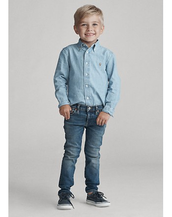 POLO KIDS - Stretch Jeans
