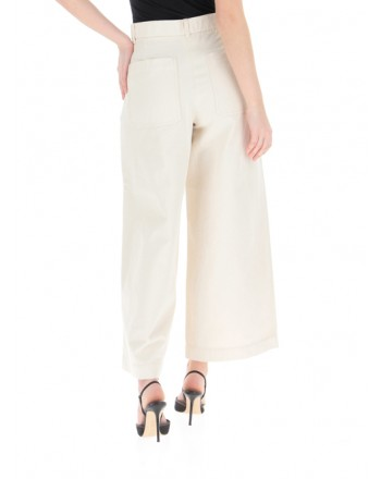 WEEKEND MAX MARA -  NEREO Trousers -Ecru