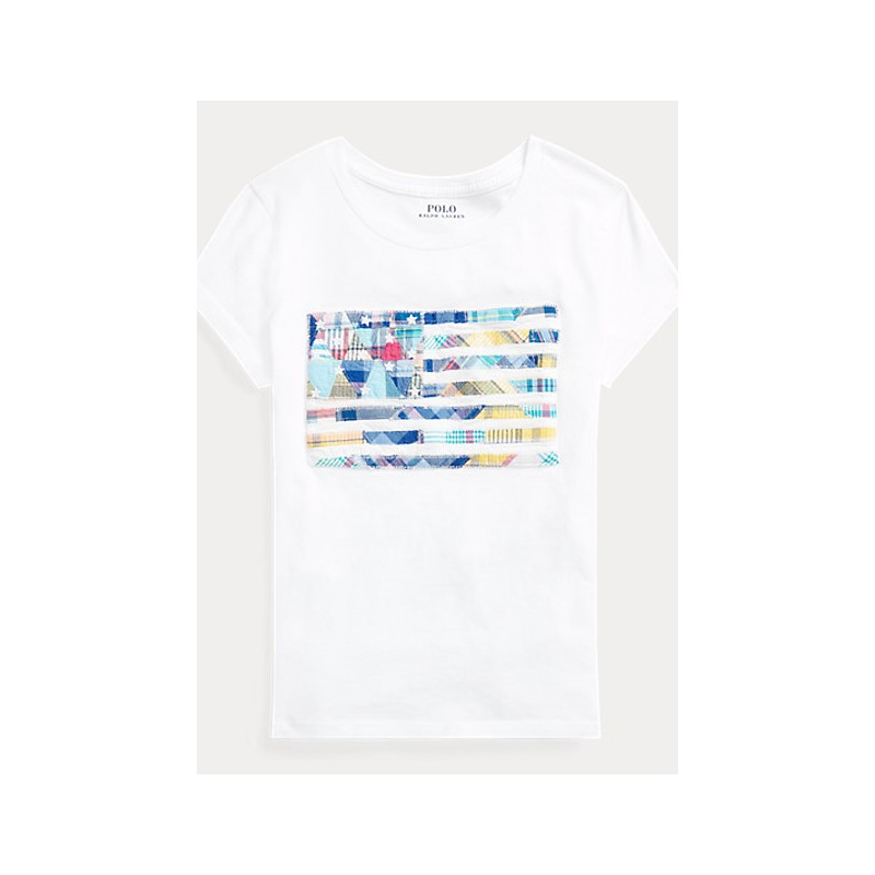 POLO KIDS - T-Shirt Bandiera