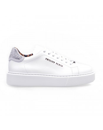 2 STAR - Sneackers 2S3040 White/Pink