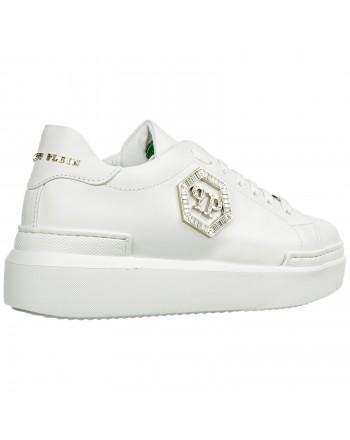 2 STAR - Sneakers 2S3043  Bianco/Beige