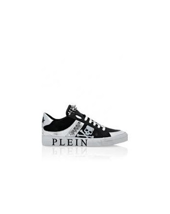 PHILIPP PLEIN - Studs Sneakers - Black