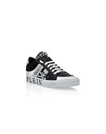 PHILIPP PLEIN - Sneakers con Borchie - Nero