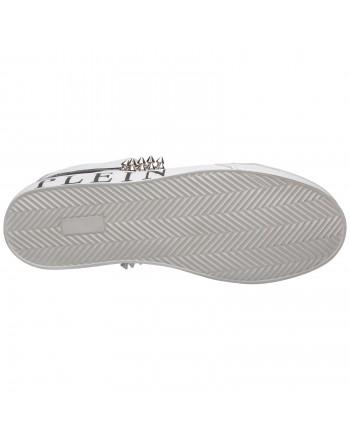 2 STAR - Sneakers 2S3041 Bianco/Celeste