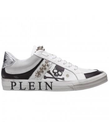 2 STAR - Sneakers 2S3062 Argento Suola alta cm 4,5