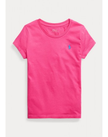 POLO KIDS - T-Shirt Basic - Fucsia -