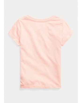 POLO KIDS - T-Shirt Basic - Deco Coral -