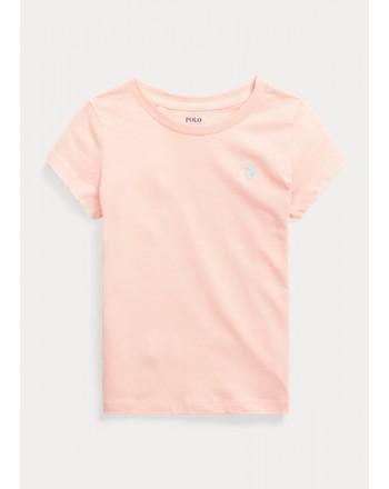 POLO KIDS - T-Shirt Basic -Deco Coral -
