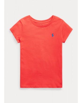 POLO KIDS - T-Shirt Basic - ibiscus -