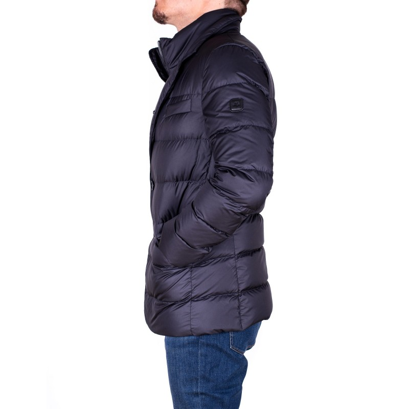 FAY - Light Double Front down jacket - Blue