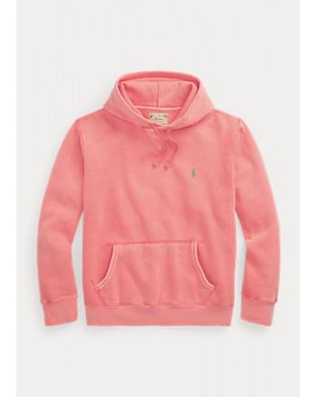 POLO RALPH LAUREN  - Hooded Sweatshirt  - Desert Rose -