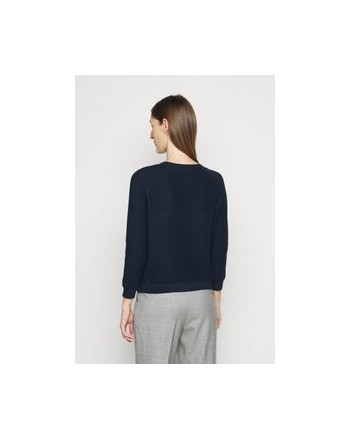 WEEKEND MAX MARA - MULTIB  Cotton T-Shirt - Blue