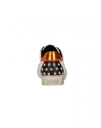EMANUELLE VEE - Sneakers Strass e Maculato 411P803- Multicolor