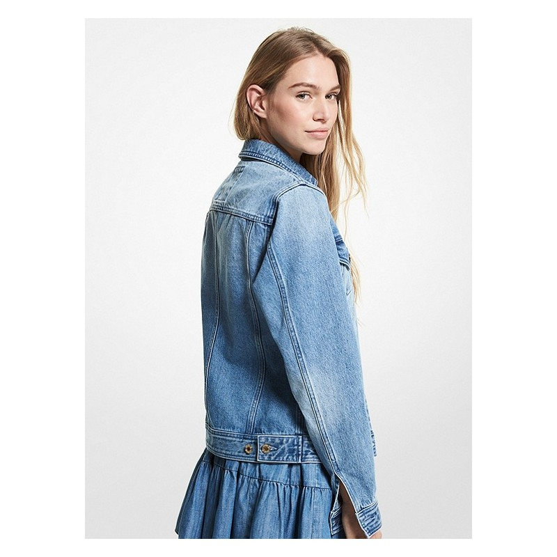 MICHAEL by MICHAEL KORS - Giacca in Denim Vintage Washed - Denim