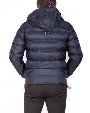 ROSSIGNOL - Short duvet with hood - Blue