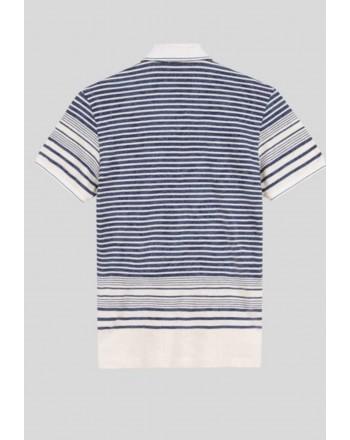 ETRO - Striped polo shirt - Fantasy