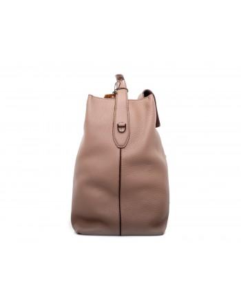 TOD' S - JOY Leather Bag - Brown