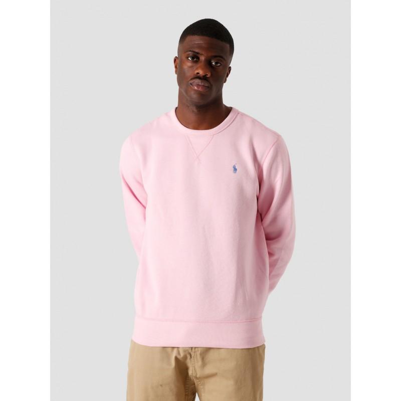 POLO RALPH LAUREN  - Crewneck Sweatshirt - Carmel Pink -