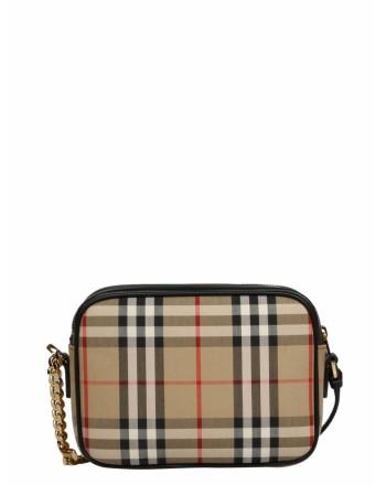 BURBERRY -Camera Bag Bag - Black