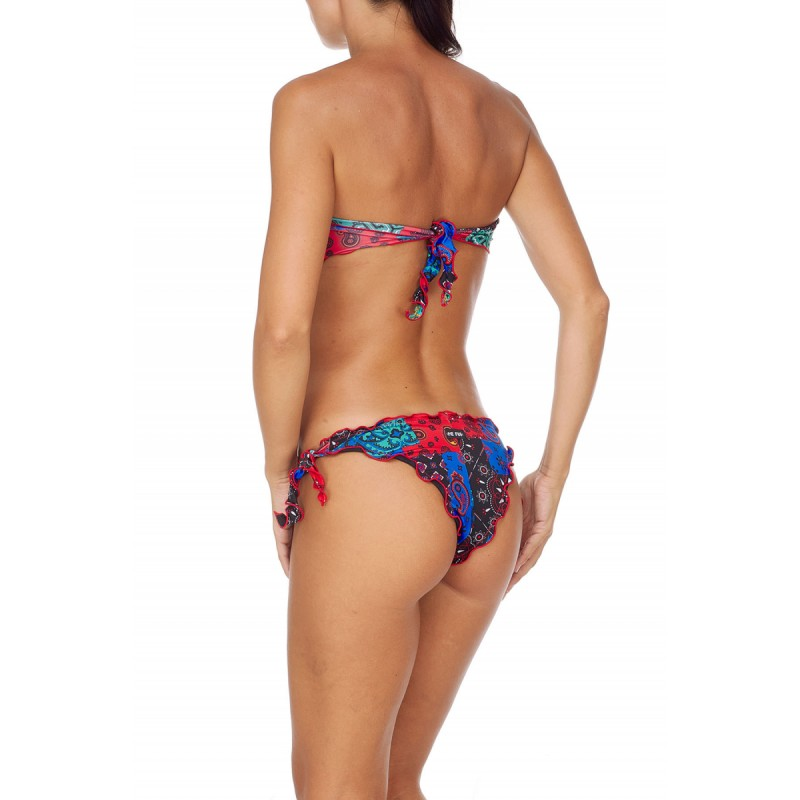 ME FUI - Bikini fascia frou frou - FANTASIA