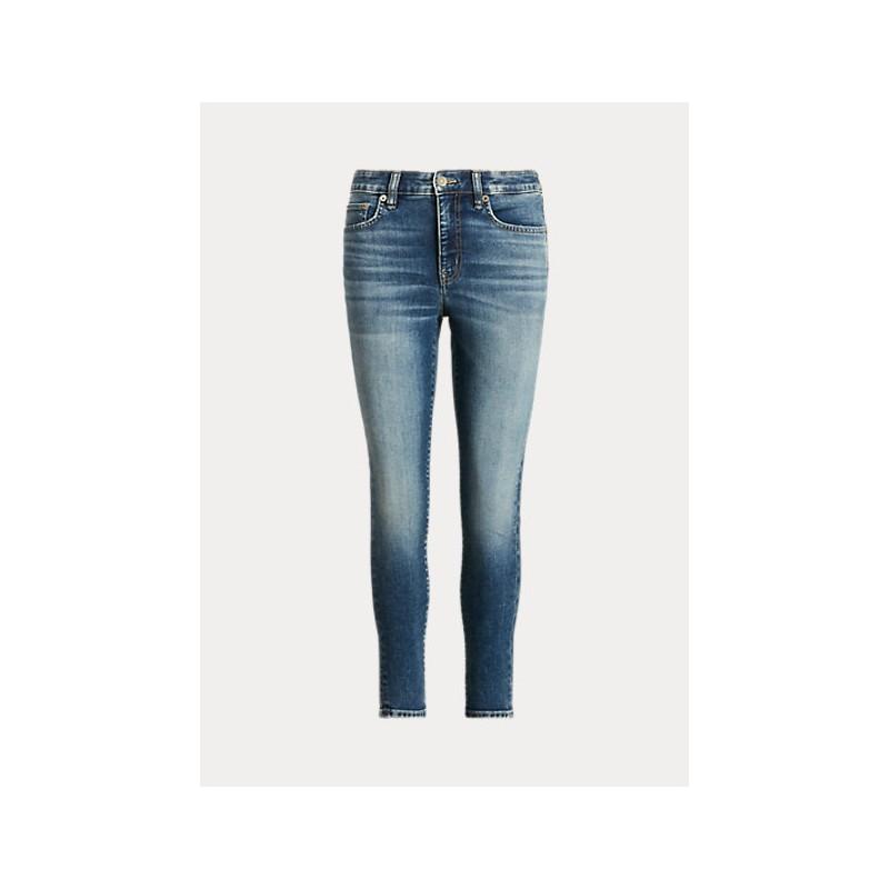 POLO RALPH LAUREN - Jeans skinny alla caviglia - Denim -