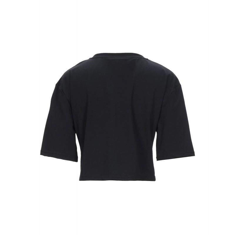 JUICY  COUTURE - T-Shirt CARLA - NERO