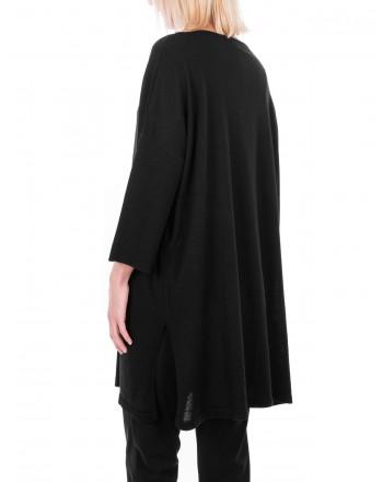MAX MARA STUDIO - GENARCA sweater in pure new  wool - Black
