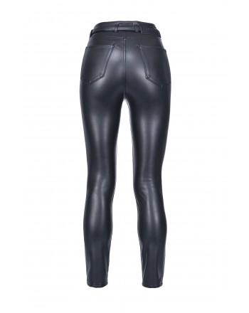 PINKO - Pantalone SUSAN 6 - NERO