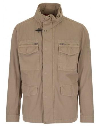 FAY  -  Field Jacket - Beige