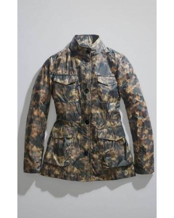 FAY - Field Jacket - Camouflage