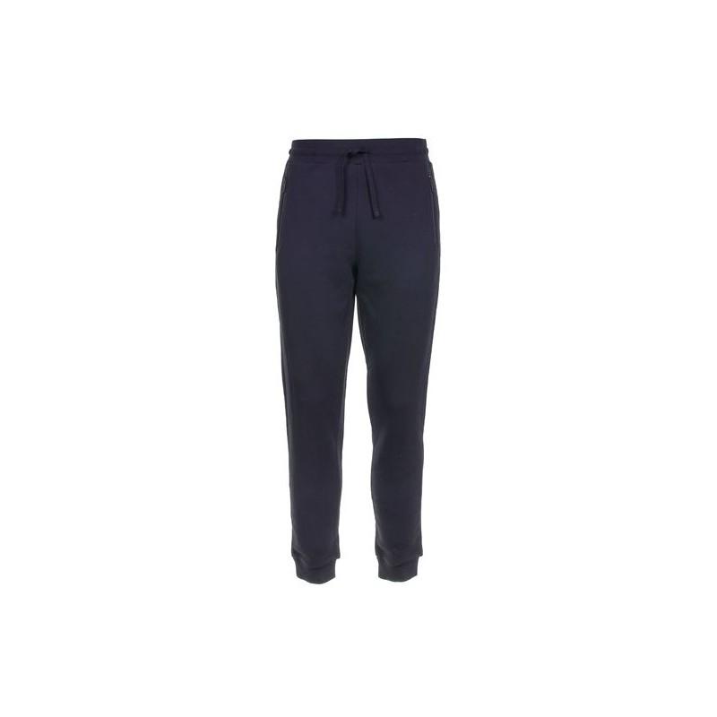 FAY - Pantalone di  felpa - Blu Navy