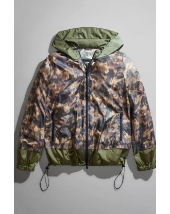 FAY - Windbreaker- Camouflage