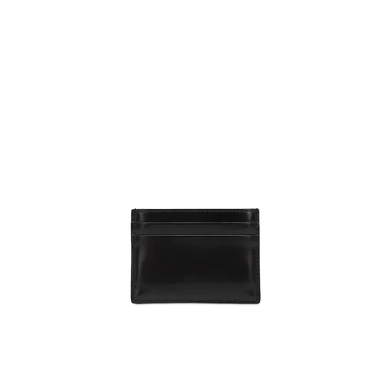 BURBERRY - Wallet in coated canvas - Black