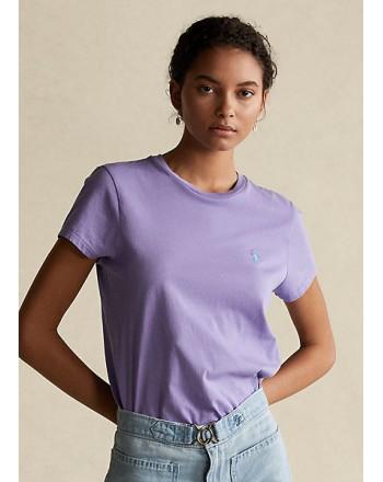 POLO RALPH LAUREN  - T-Shirt Custom Slim Basic - Giacinto -