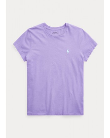 POLO RALPH LAUREN  - T-Shirt in jersey Custom Slim - Giacinto -